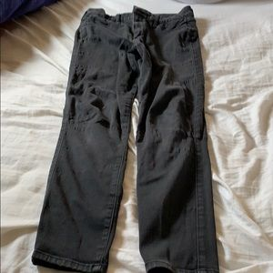 Abercrombie leggings. Women. Size 6